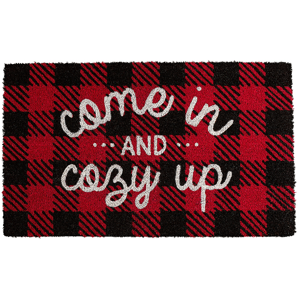 Come In and Cozy Up Doormat Image #1