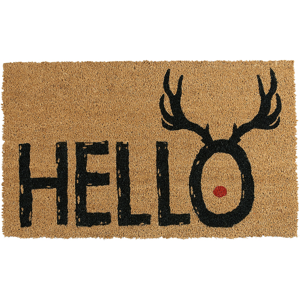 Nav Item for Hello Reindeer Doormat Image #1