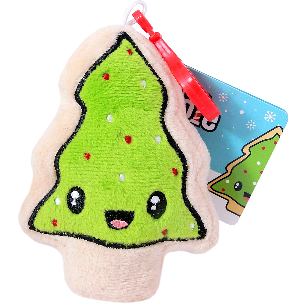 Clip-On Sugar Cookie-Scented Backpack Buddies Plush Image #1