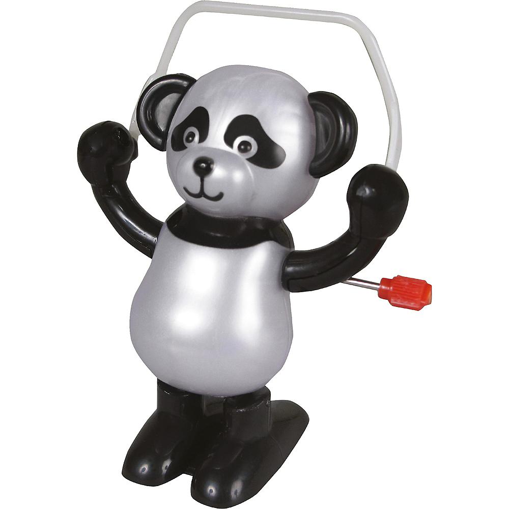 Mandy Pandy Wind-Up Jump Rope Panda Image #1