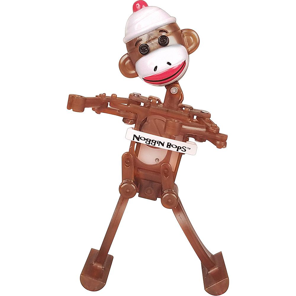 Sophie the Sock Monkey Noggin Bop Wind-Up Toy Image #1