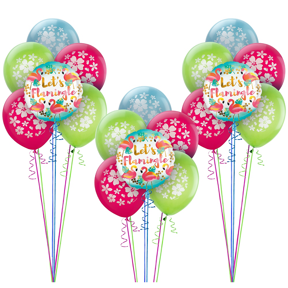Let's Flamingle Balloon Kit Image #1