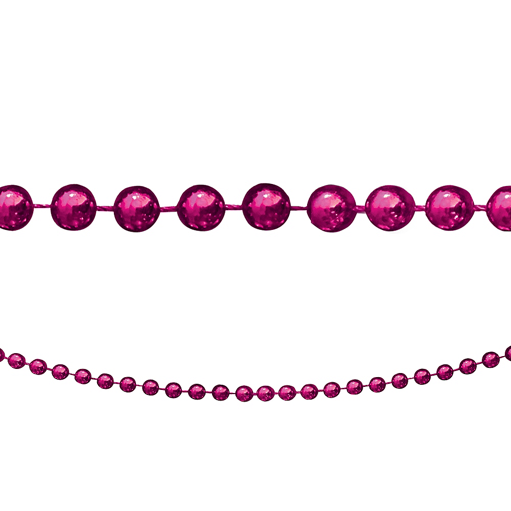 Nav Item for Pink Bead Garland Image #1