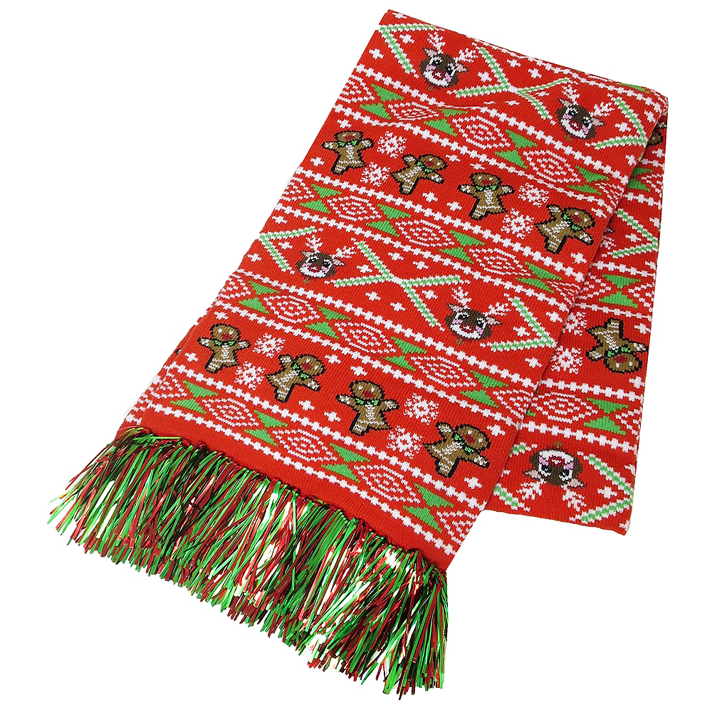 Nav Item for Tacky Christmas Scarf Image #1