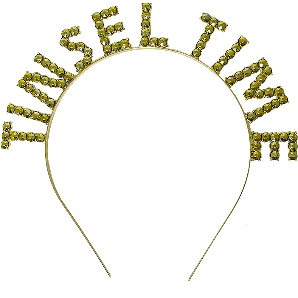 Tinsel Time Headband Image #1