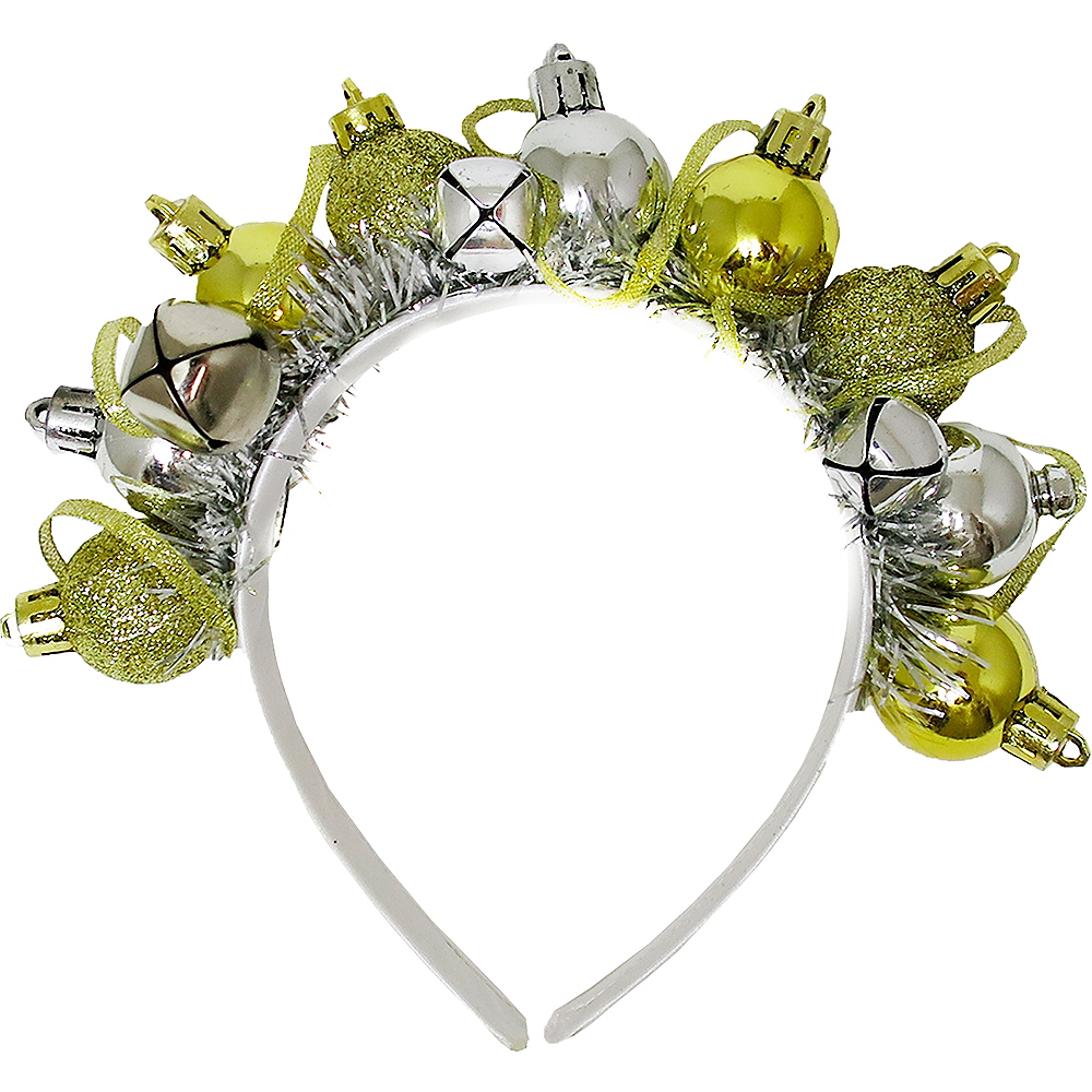 Bells & Ornaments Headband Image #1