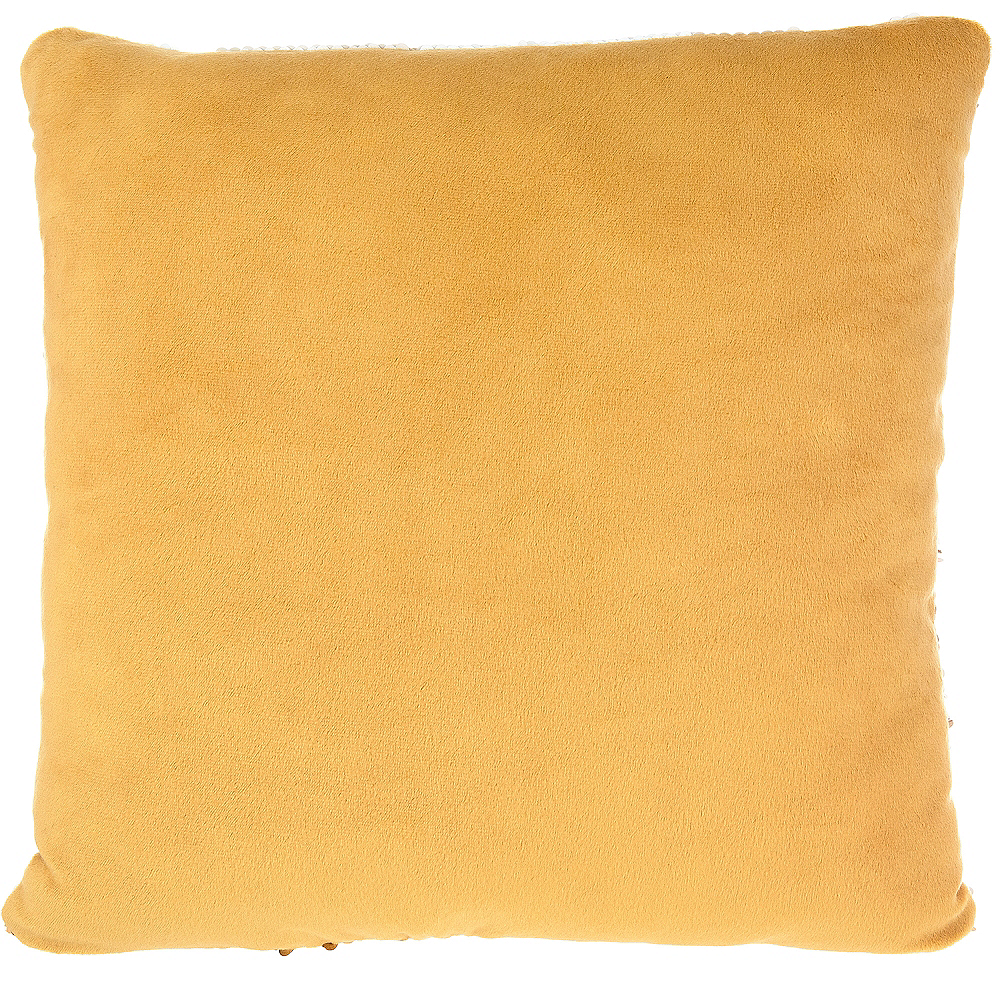 Sequin Merry and Bright Pillow Image #2
