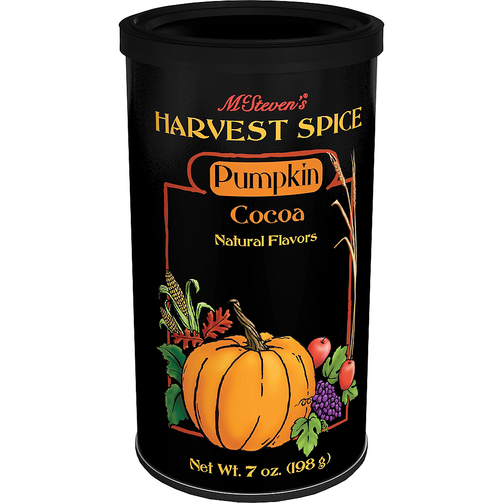 Nav Item for McSteven's Harvest Spice Pumpkin Cocoa Mix Image #1