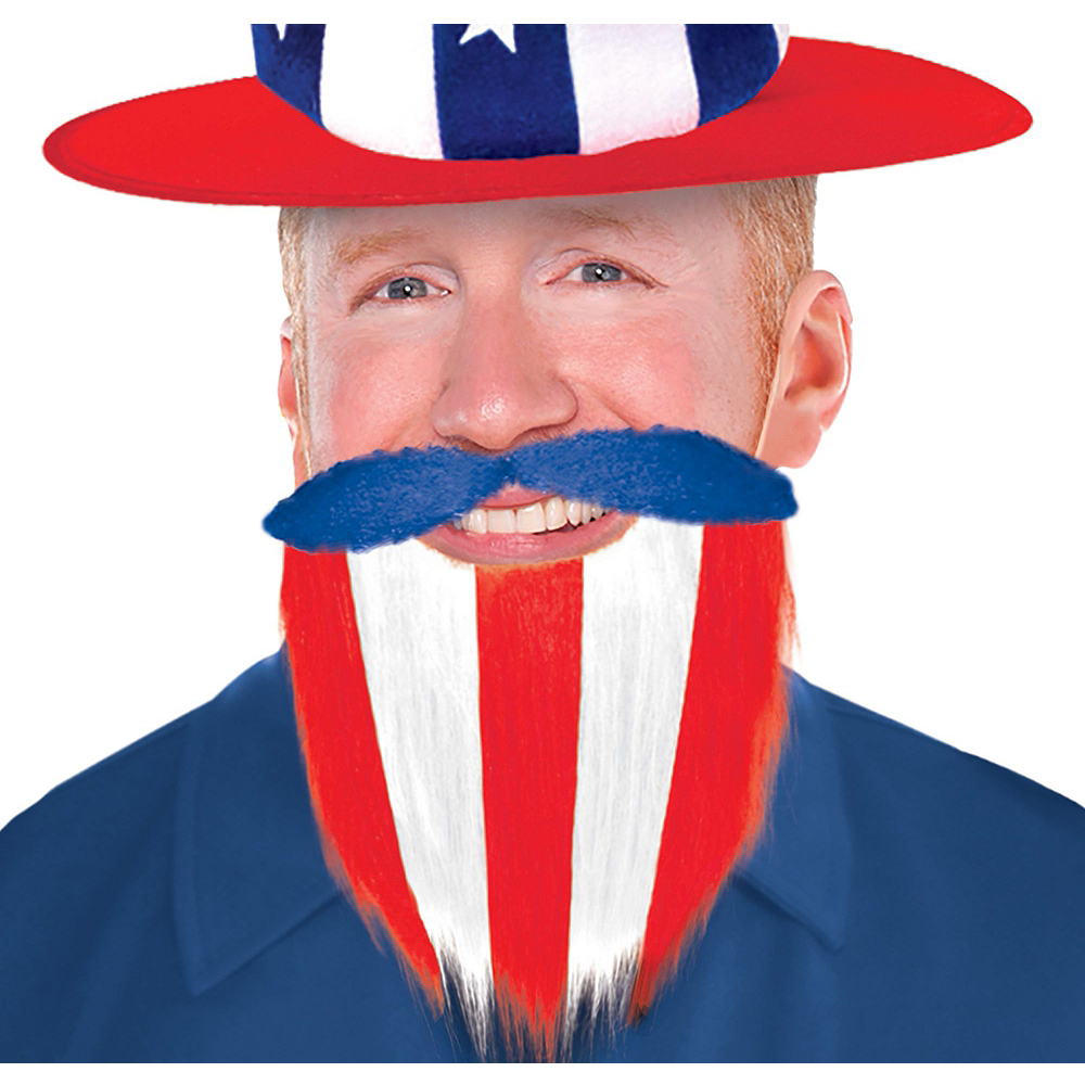 Ultimate Patriotic Photo Booth Kit Image #8