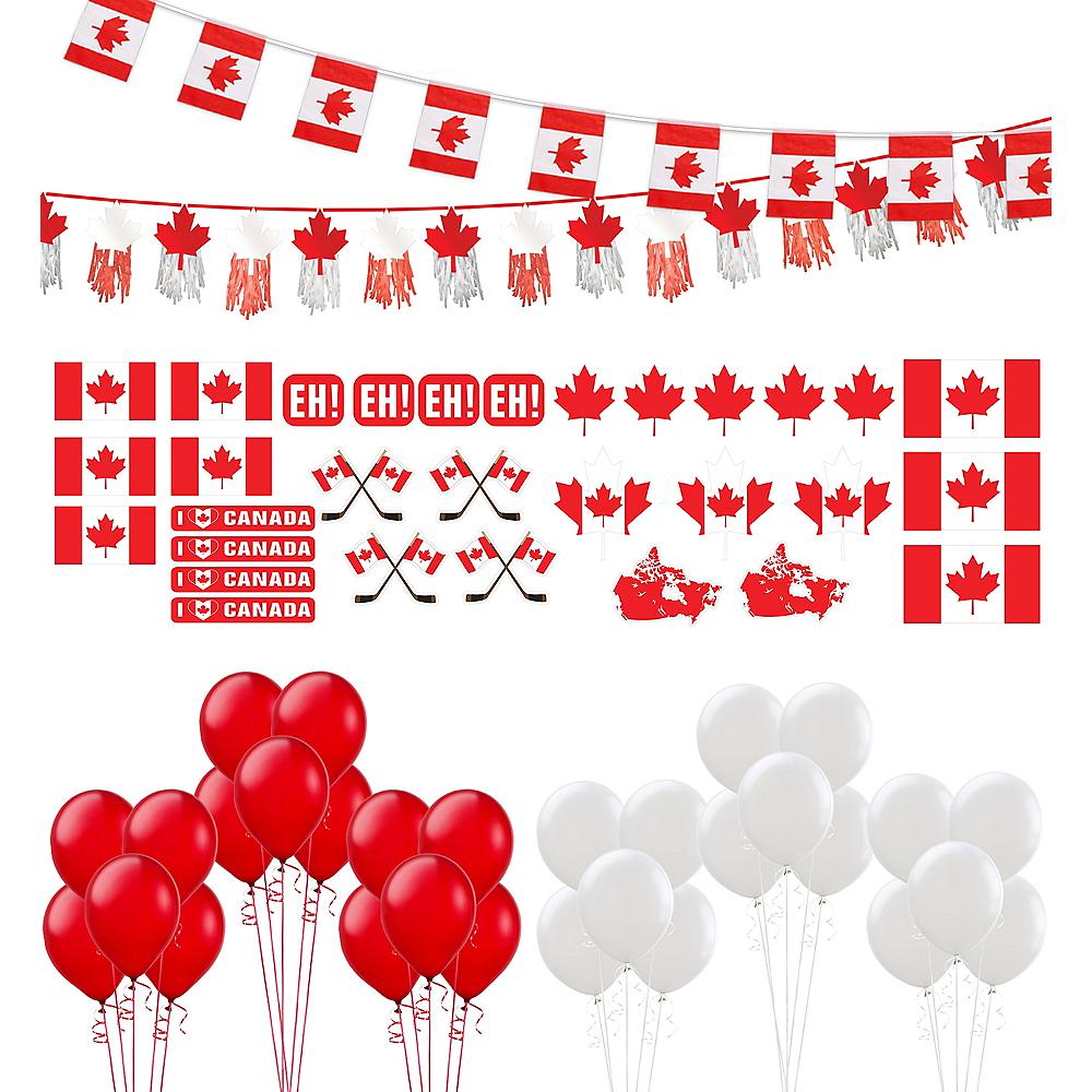 Canada Day Decorating Kit Image #1