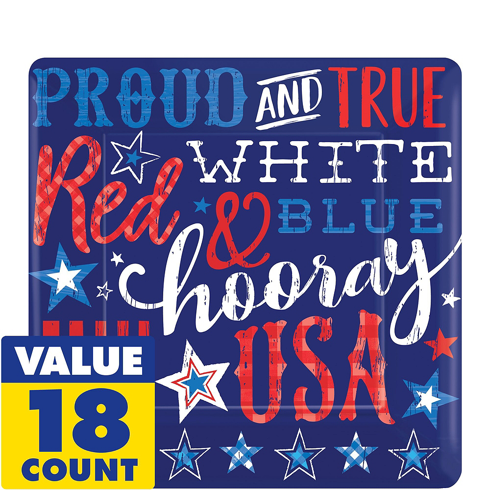 Proud & True Party Pack for 36 Guests Image #2