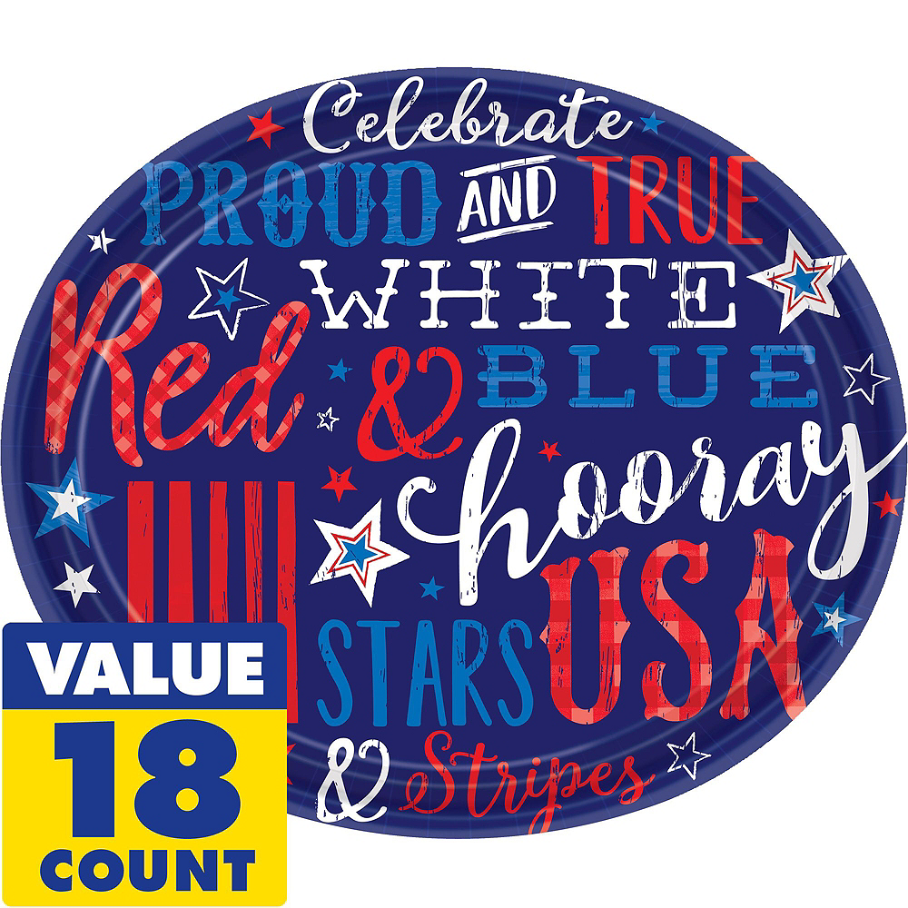Proud & True Party Pack for 36 Guests Image #3