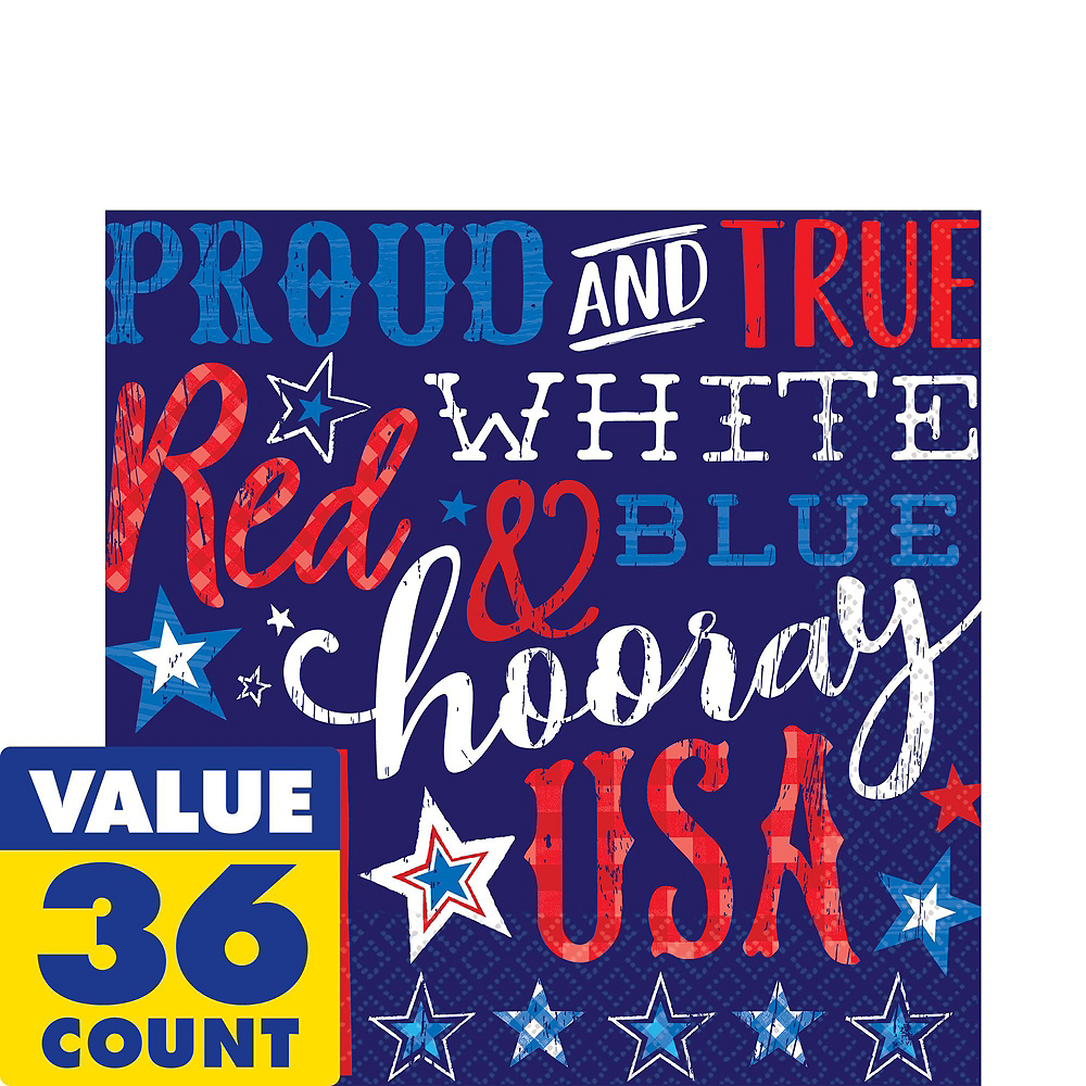 Proud & True Party Pack for 36 Guests Image #5