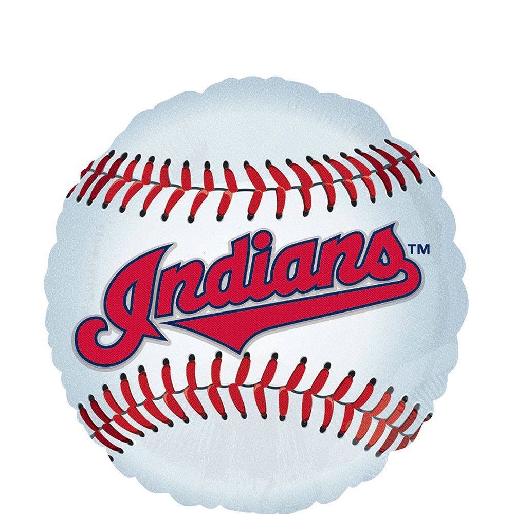 Cleveland Indians Super Party Kit for 16 Guests Image #8