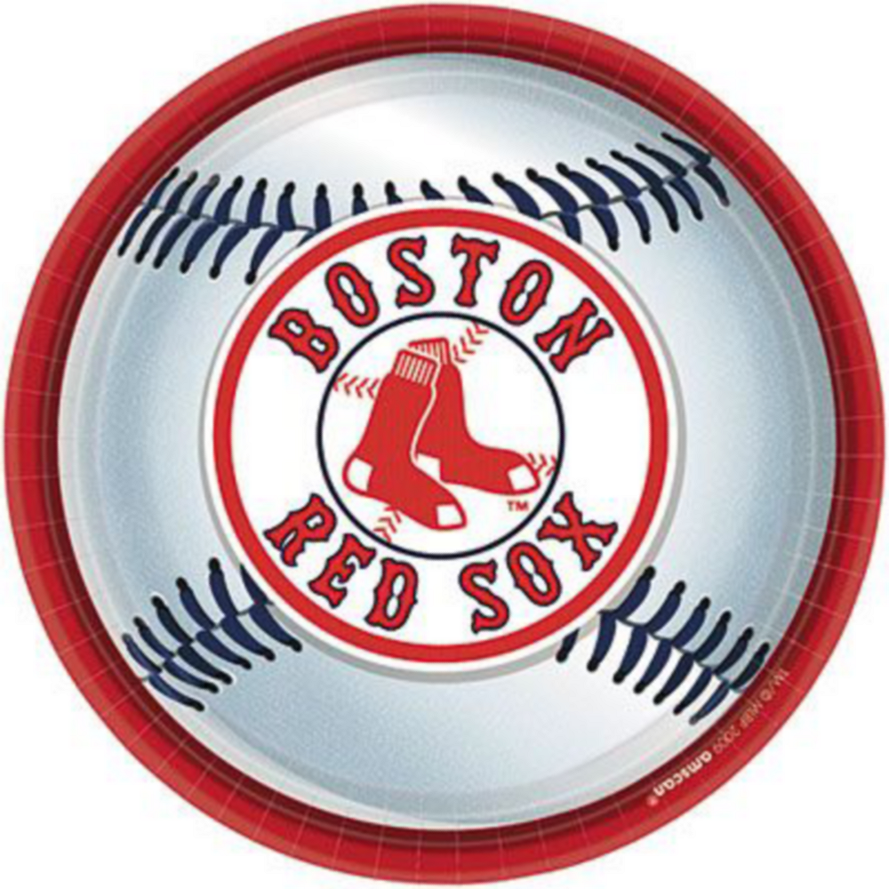 Super Boston Red Sox Party Kit for 36 Guests Image #2