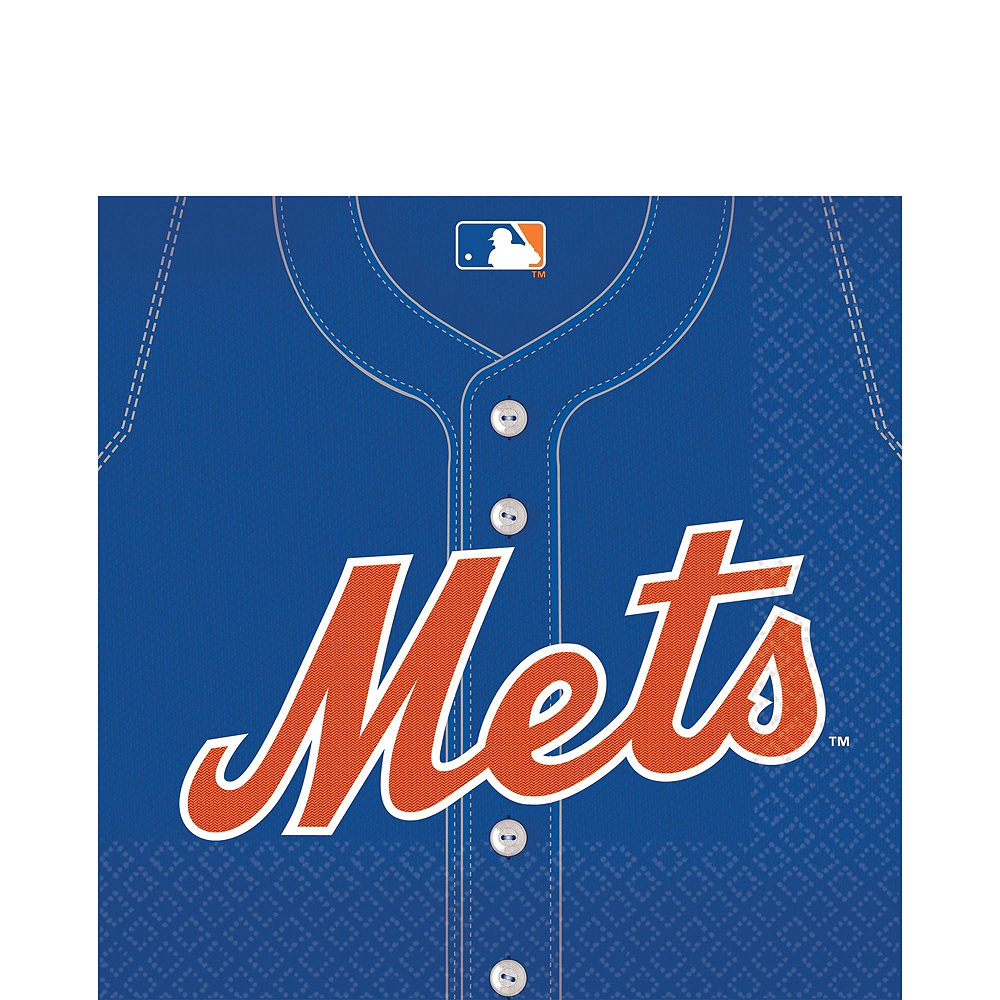 Super New York Mets Party Kit for 36 Guests Image #3