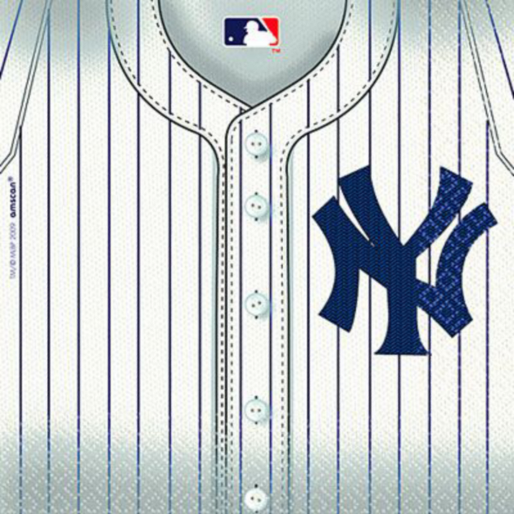 Super New York Yankees Party Kit for 36 Guests Image #3