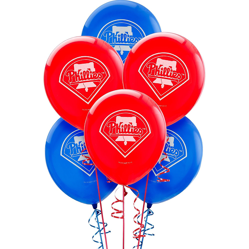 Super Philadelphia Phillies Party Kit for 36 Guests Image #9