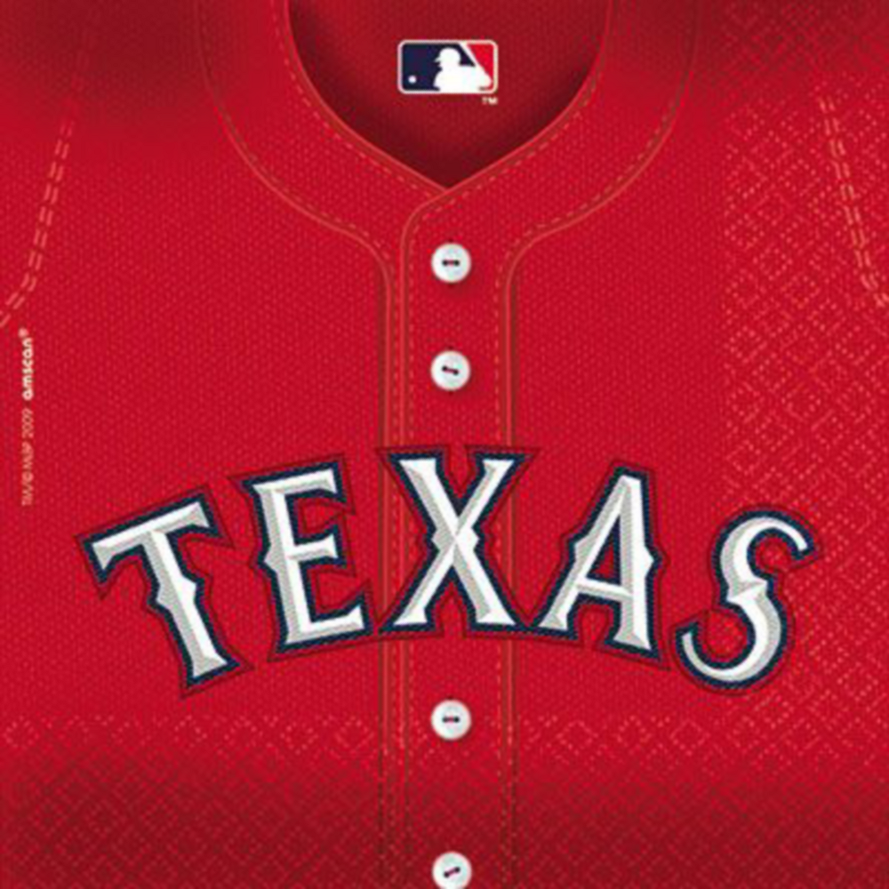Super Texas Rangers Party Kit for 36 Guests Image #3