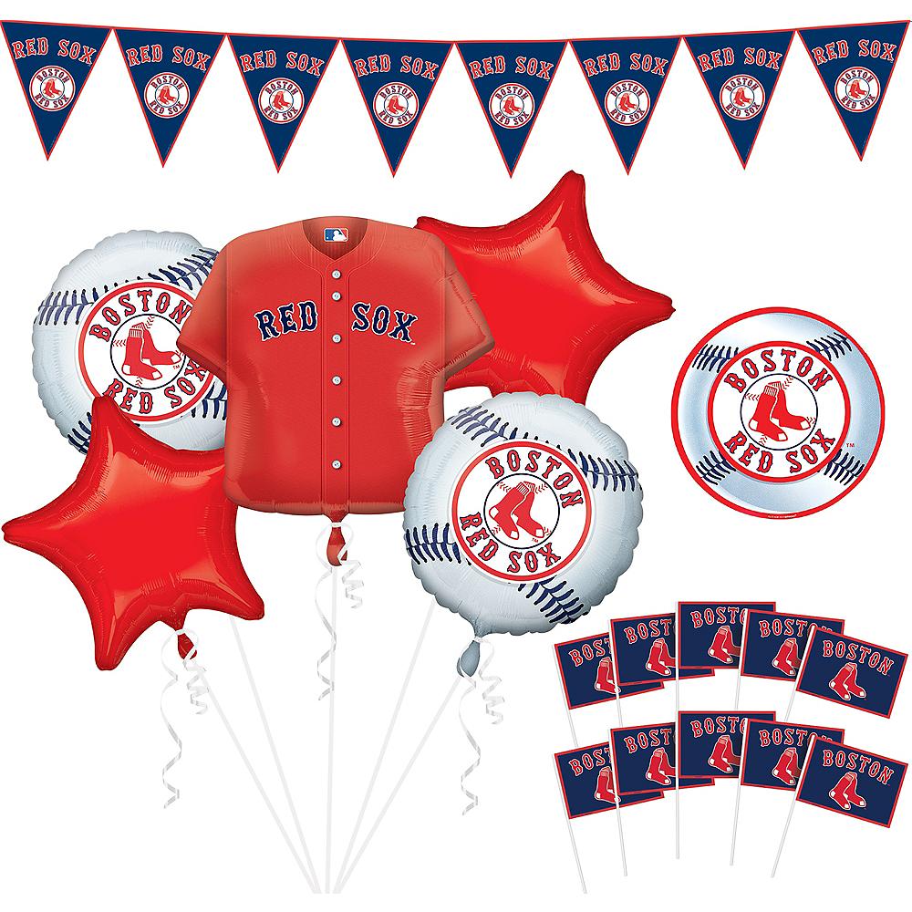 Boston Red Sox Decorating Kit Image #1