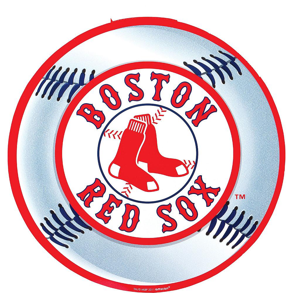 Boston Red Sox Decorating Kit Image #3