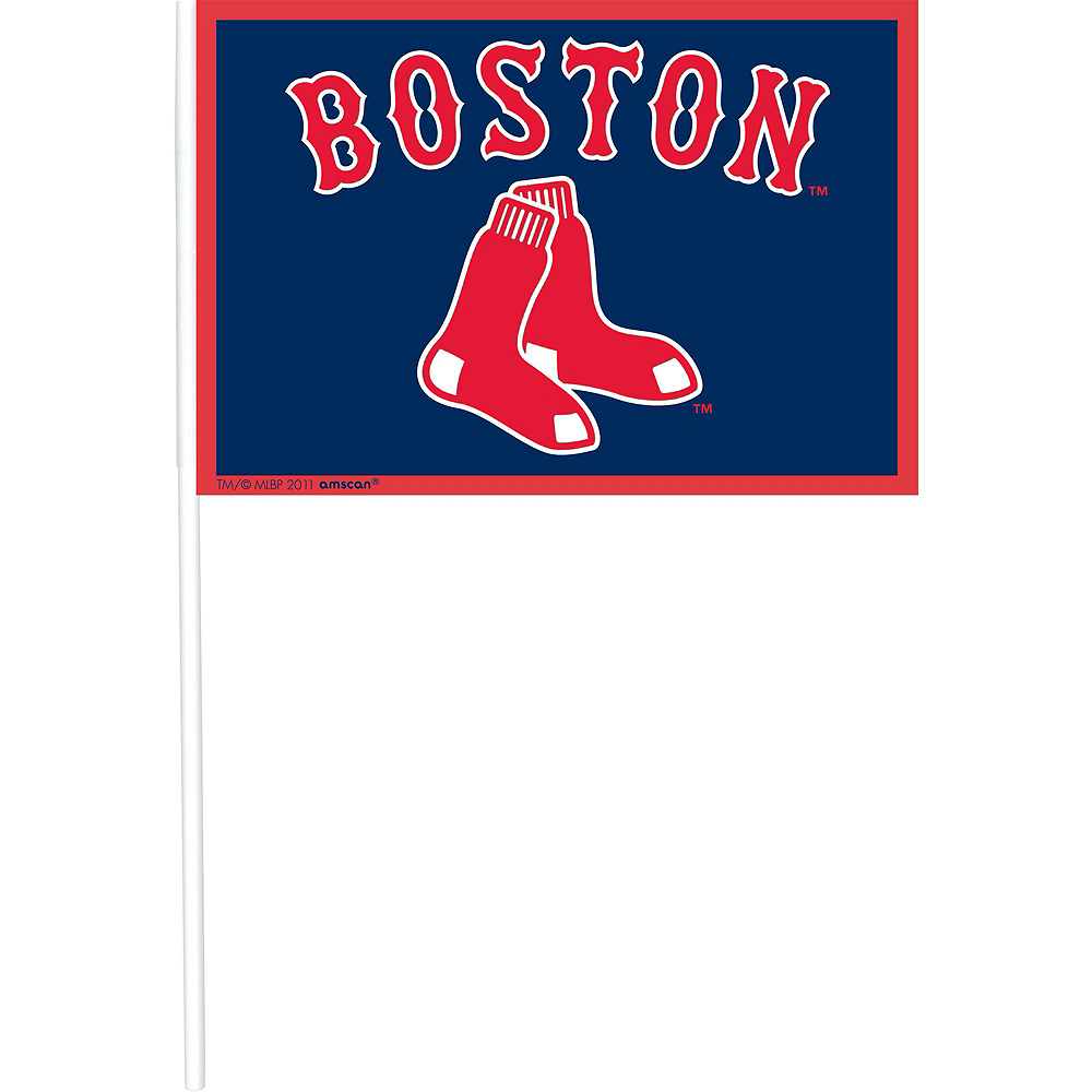 Boston Red Sox Decorating Kit Image #4
