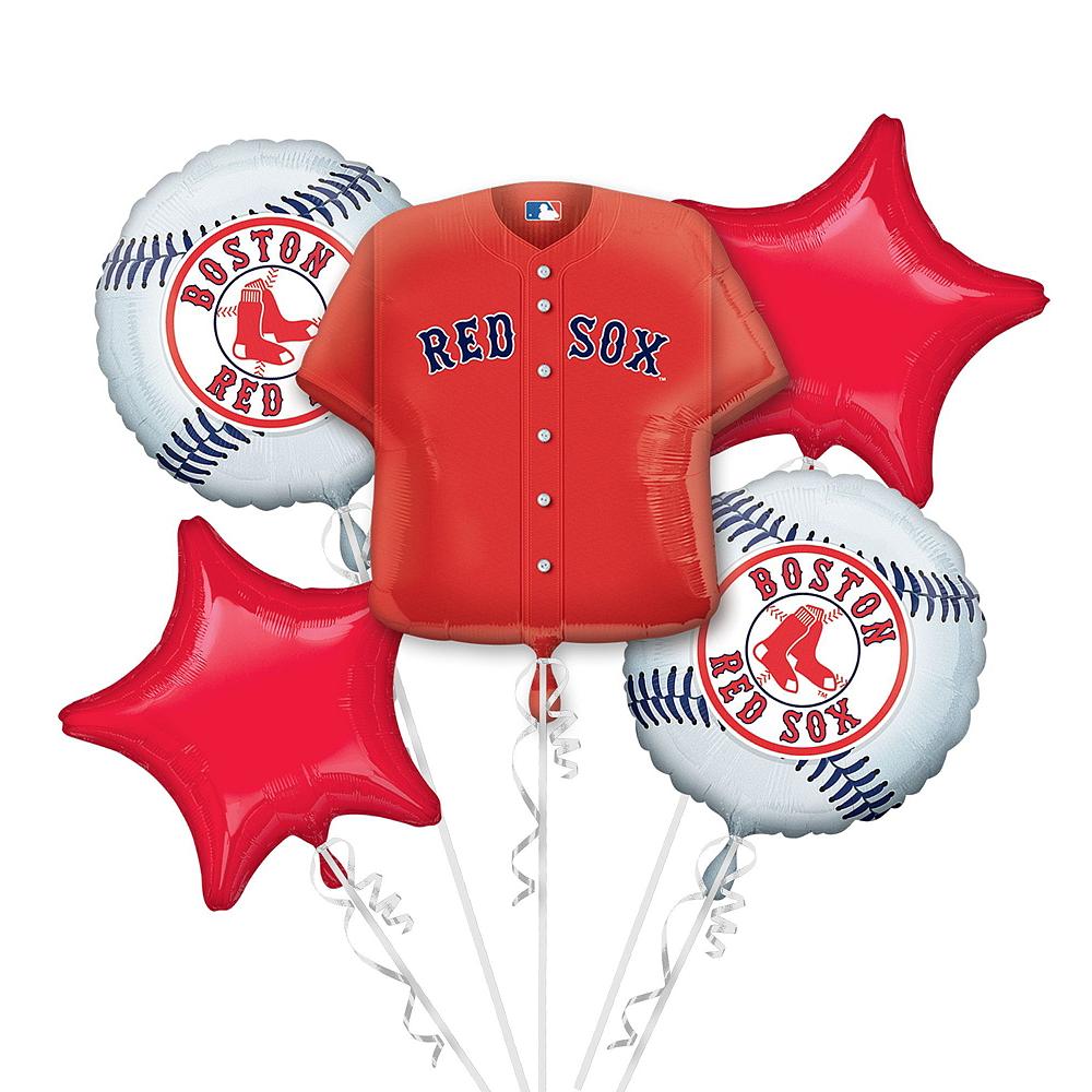 Boston Red Sox Decorating Kit Image #5