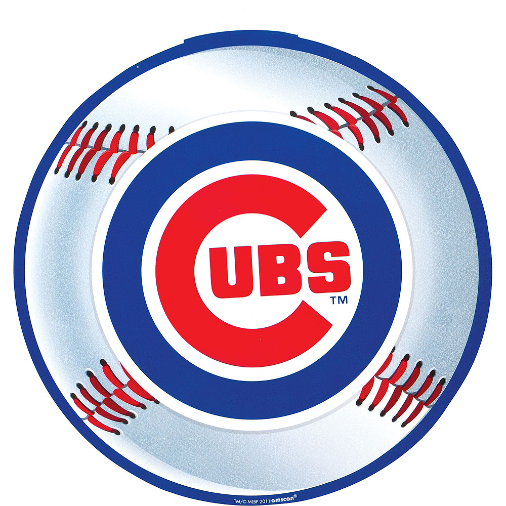 Chicago Cubs Decorating Kit Image #4