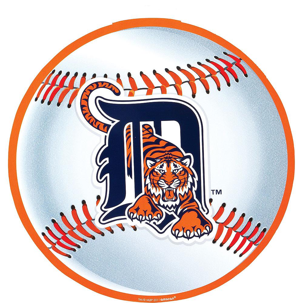 Detroit Tigers Decorating Kit Image #2