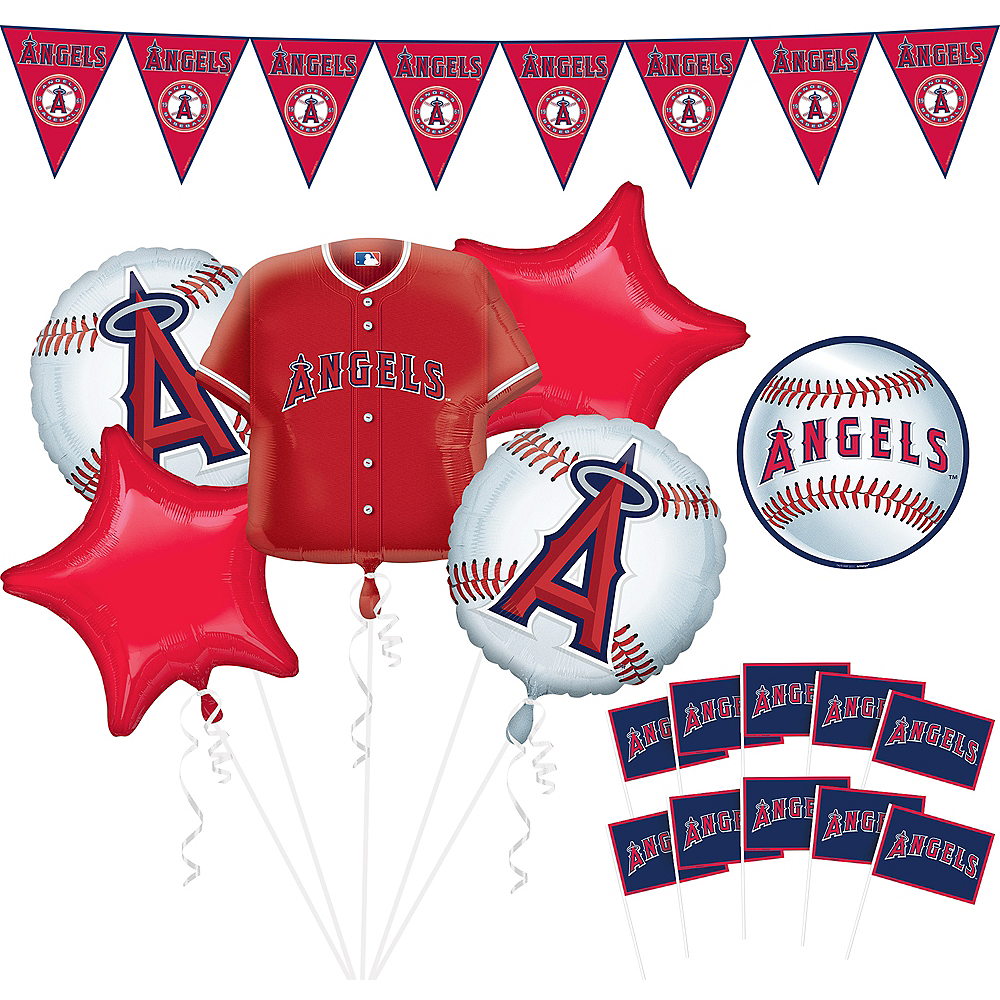 Los Angeles Angels Decorating Kit Image #1