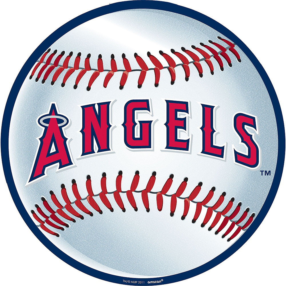 Los Angeles Angels Decorating Kit Image #2