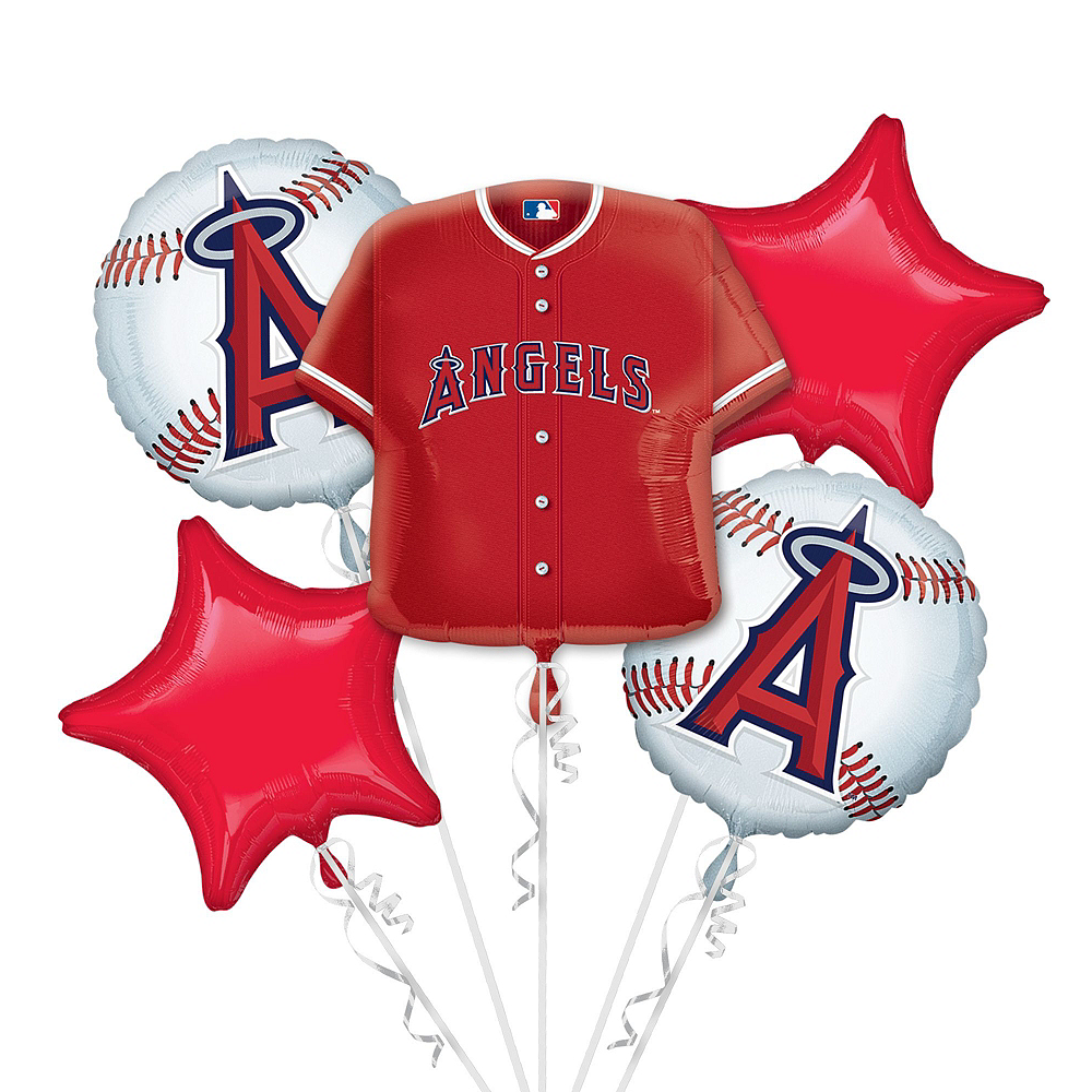 Los Angeles Angels Decorating Kit Image #3