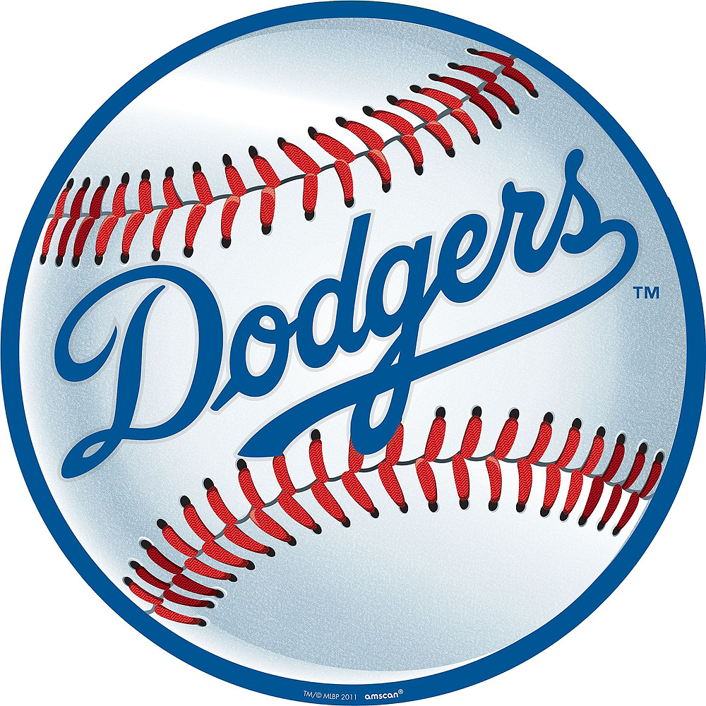 Nav Item for Los Angeles Dodgers Decorating Kit Image #2