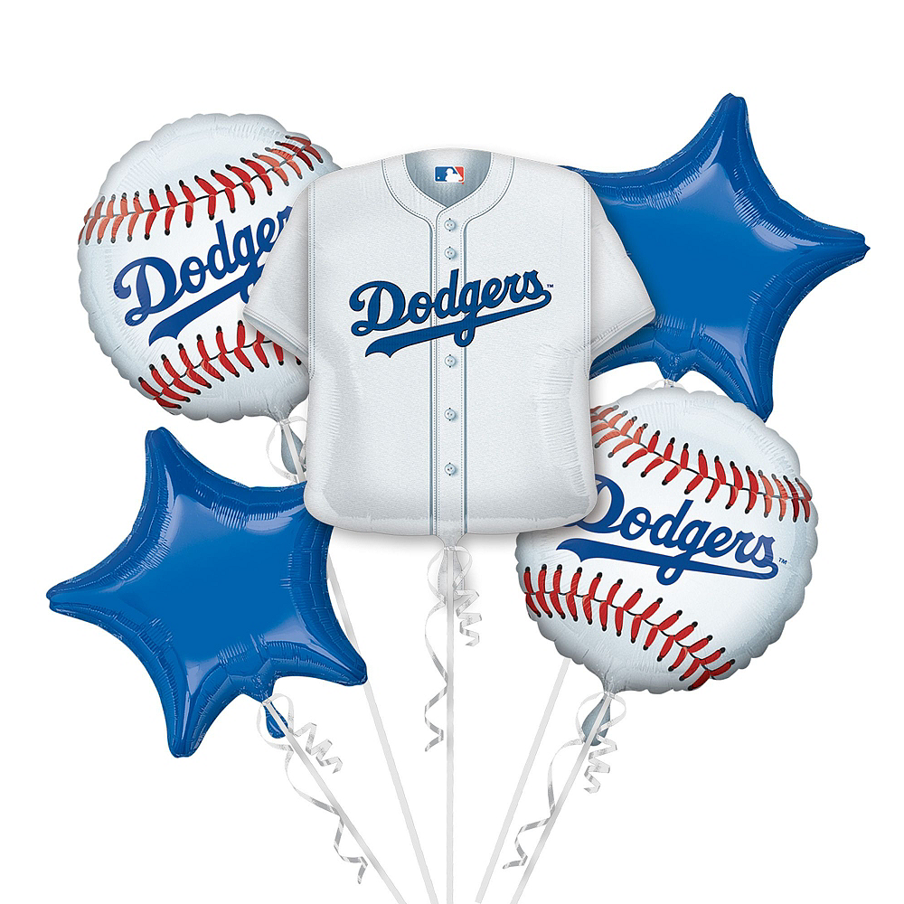 Nav Item for Los Angeles Dodgers Decorating Kit Image #3