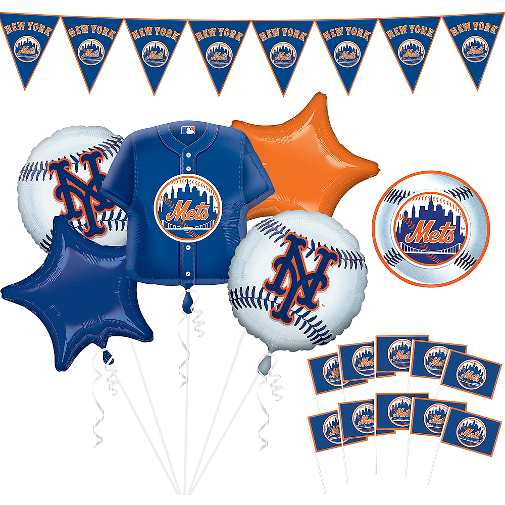New York Mets Decorating Kit Image #1