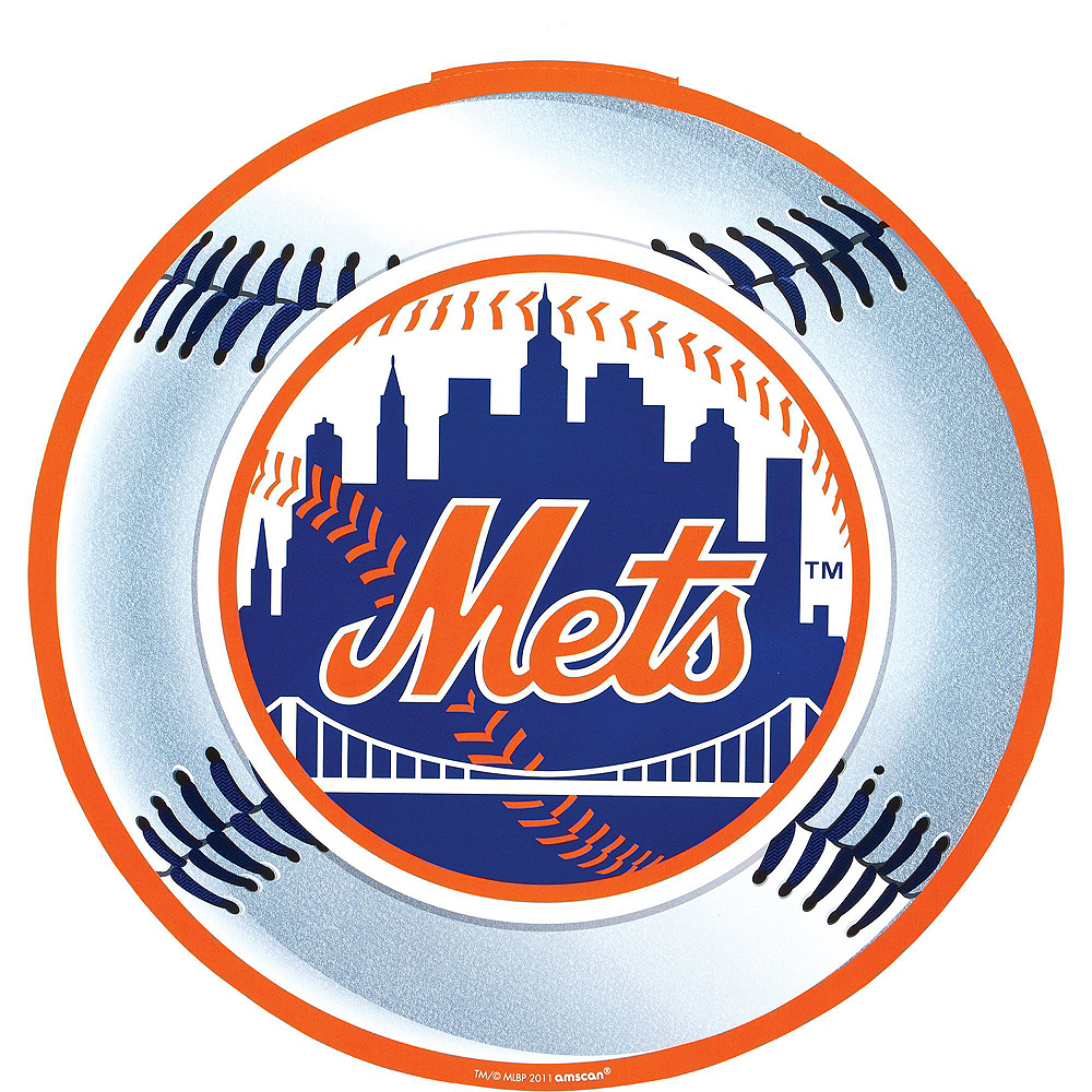 New York Mets Decorating Kit Image #2
