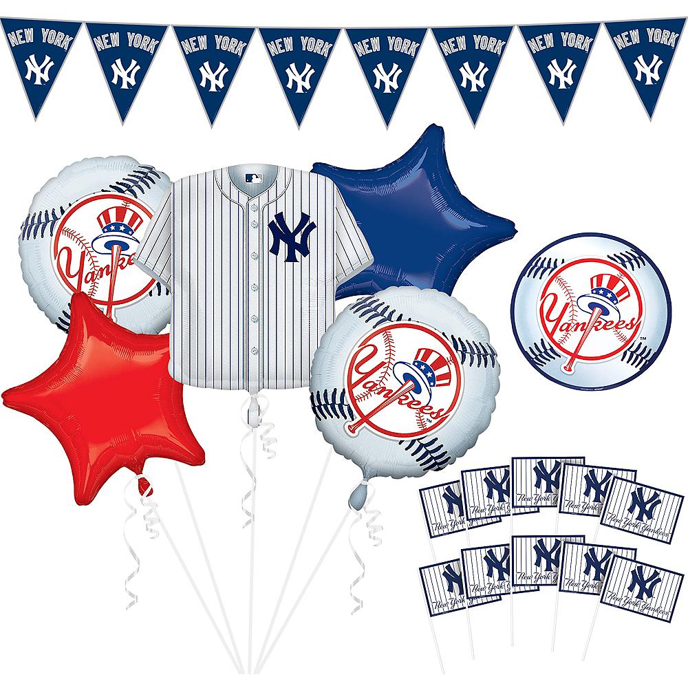 New York Yankees Decorating Kit Image #1