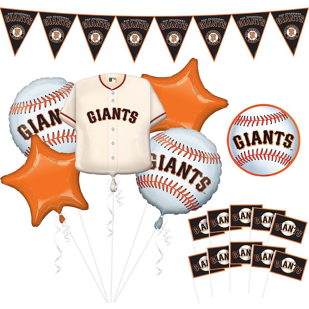 San Francisco Giants Decorating Kit Image #1