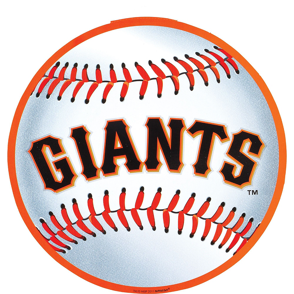 San Francisco Giants Decorating Kit Image #2