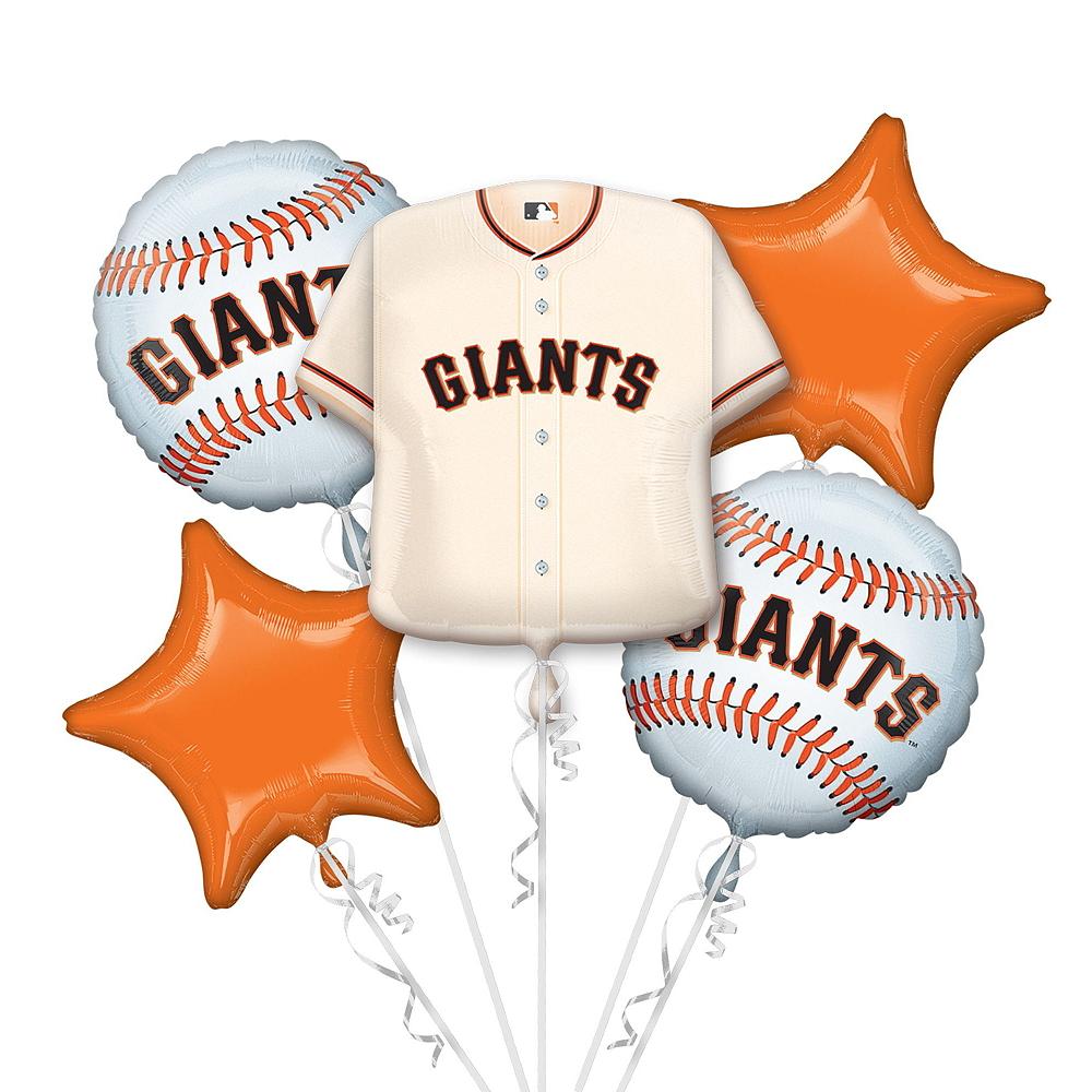 San Francisco Giants Decorating Kit Image #3