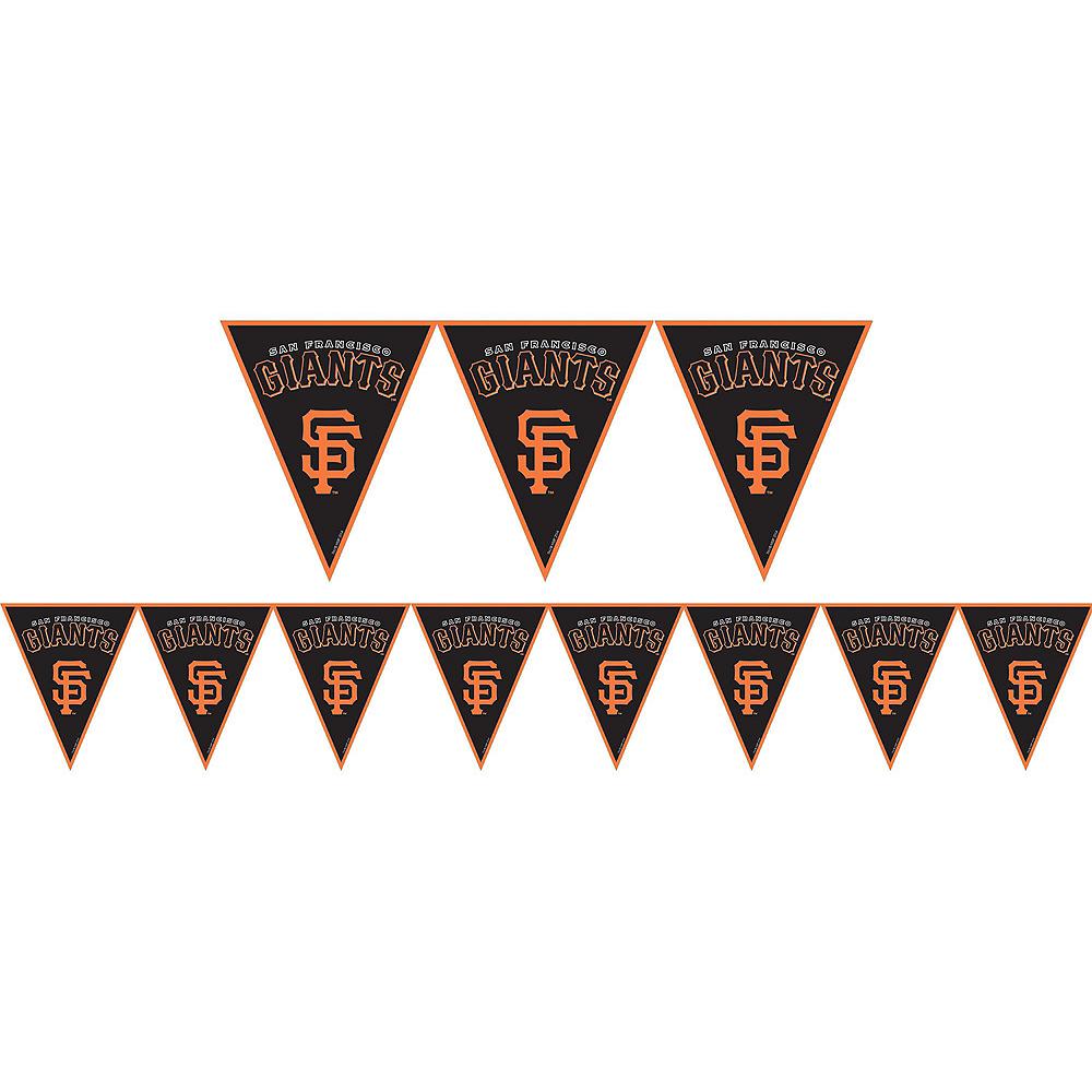 San Francisco Giants Decorating Kit Image #5