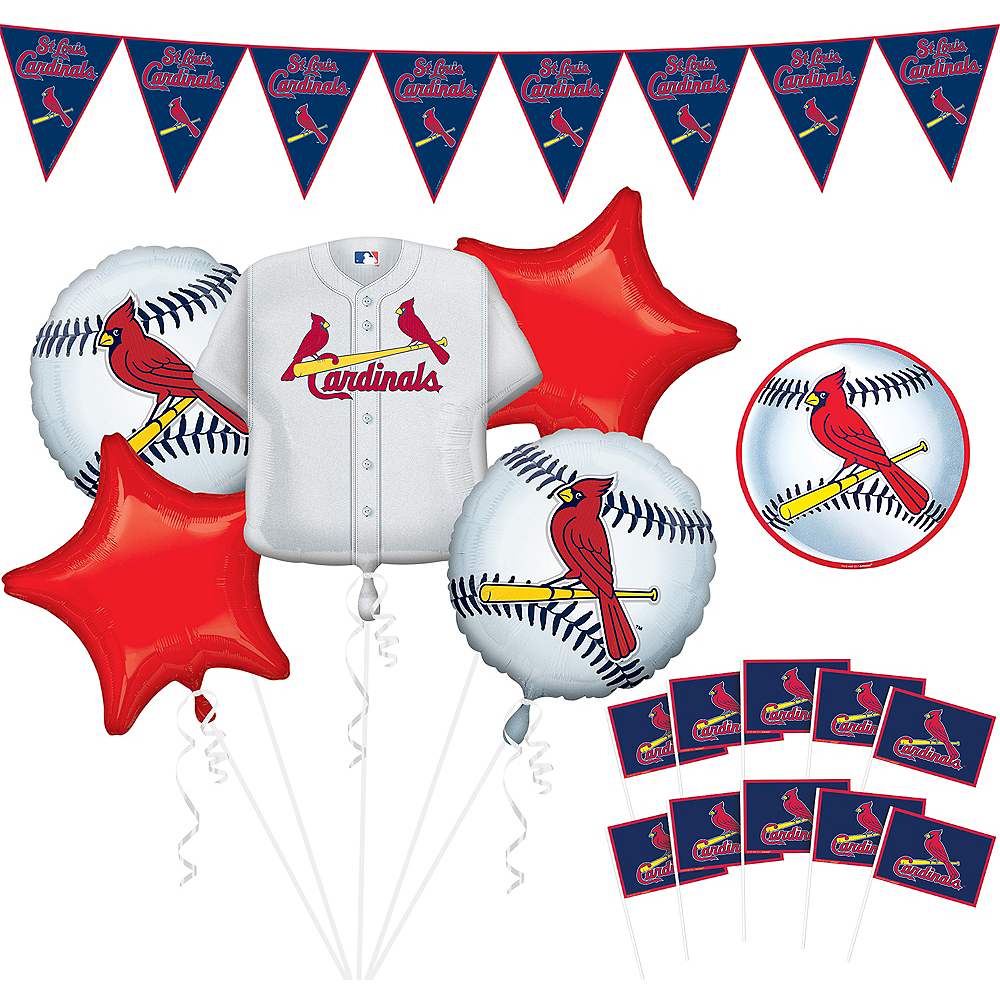 St. Louis Cardinals Decorating Kit Image #1