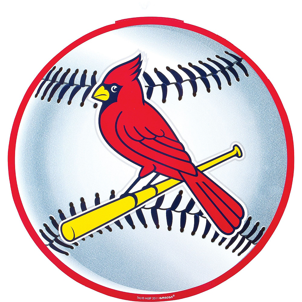 St. Louis Cardinals Decorating Kit Image #2