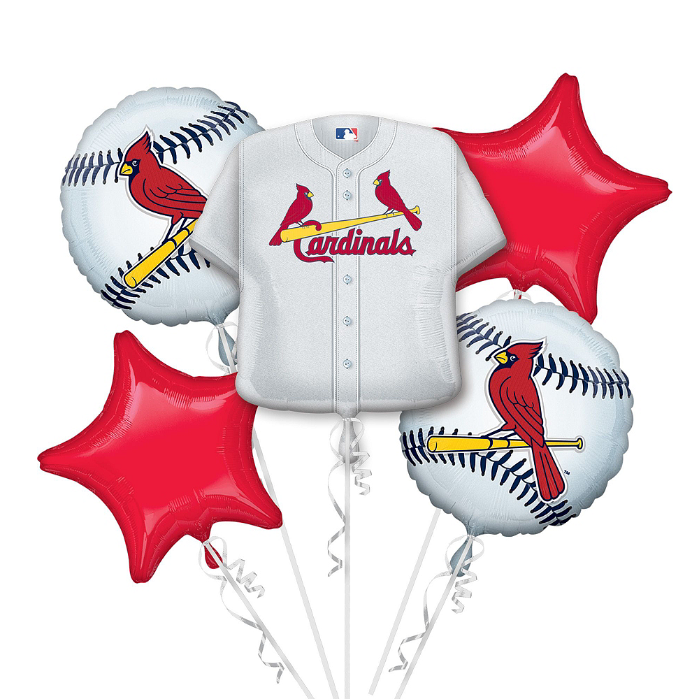 St. Louis Cardinals Decorating Kit Image #4