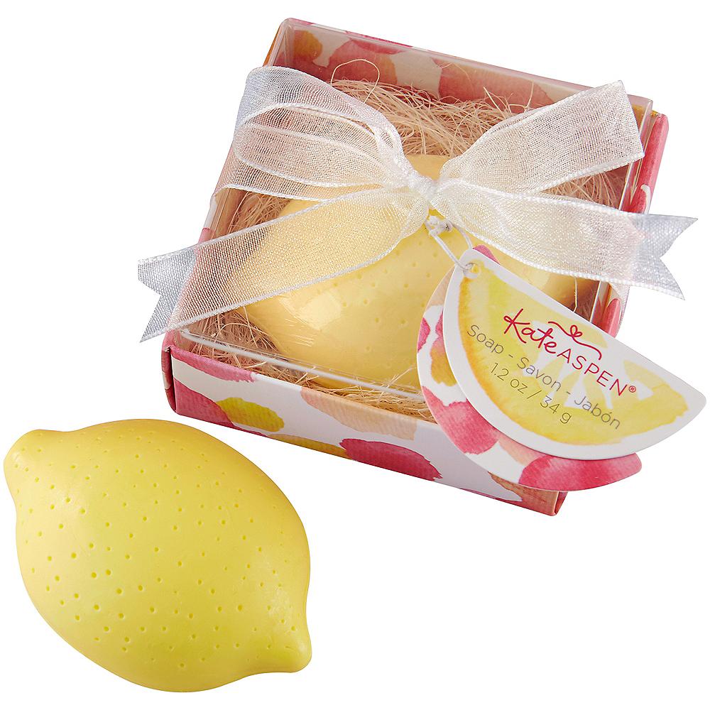 Lovely Lemon Soap Image #1