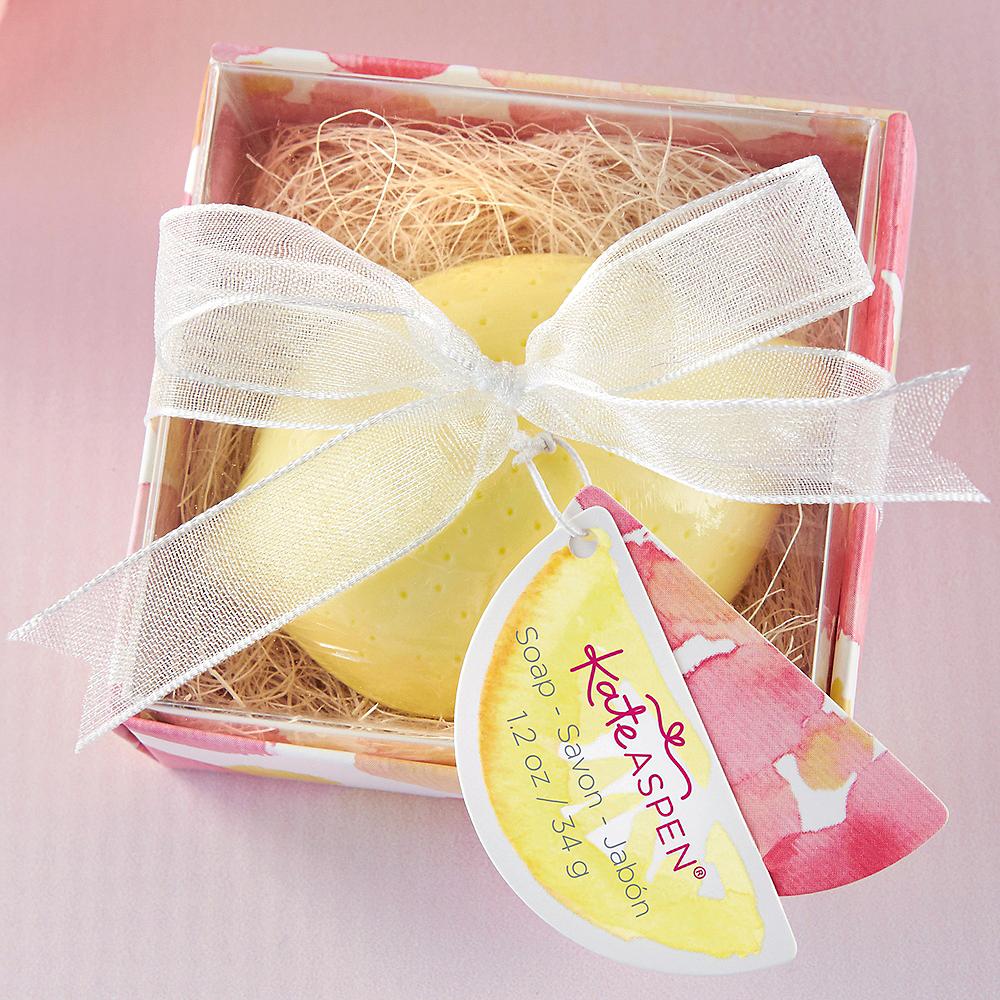 Lovely Lemon Soap Image #4