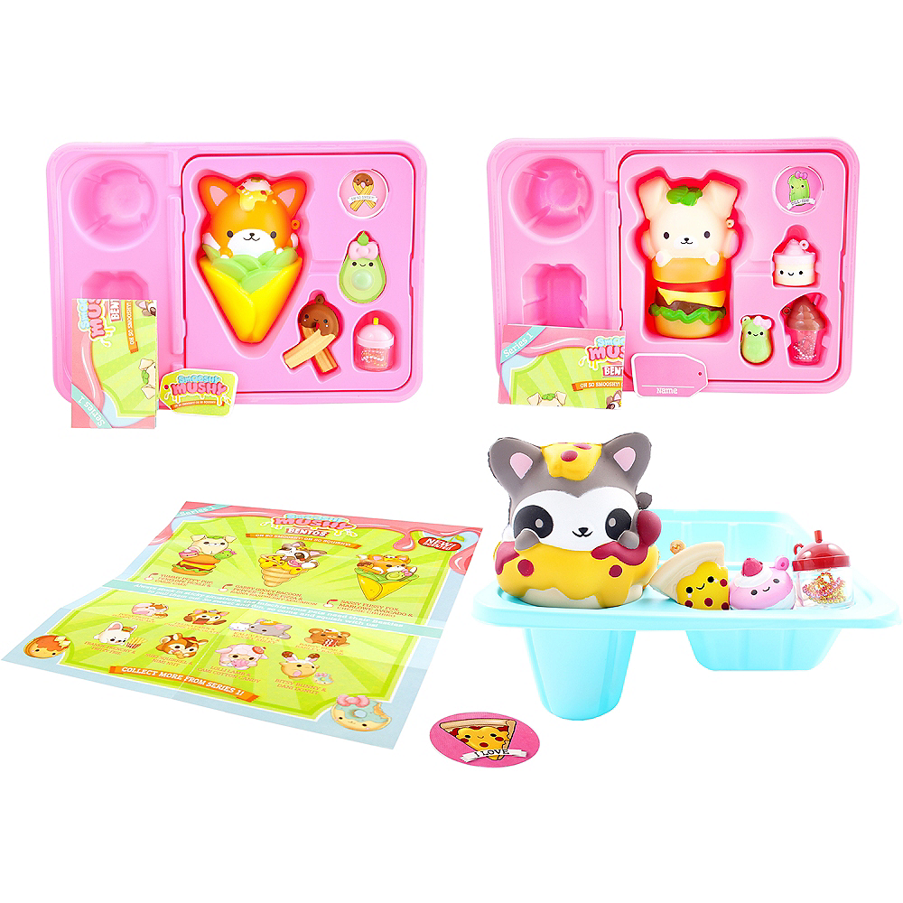 Smooshy Mushy Bentos Series 1 Mystery Pack Party City