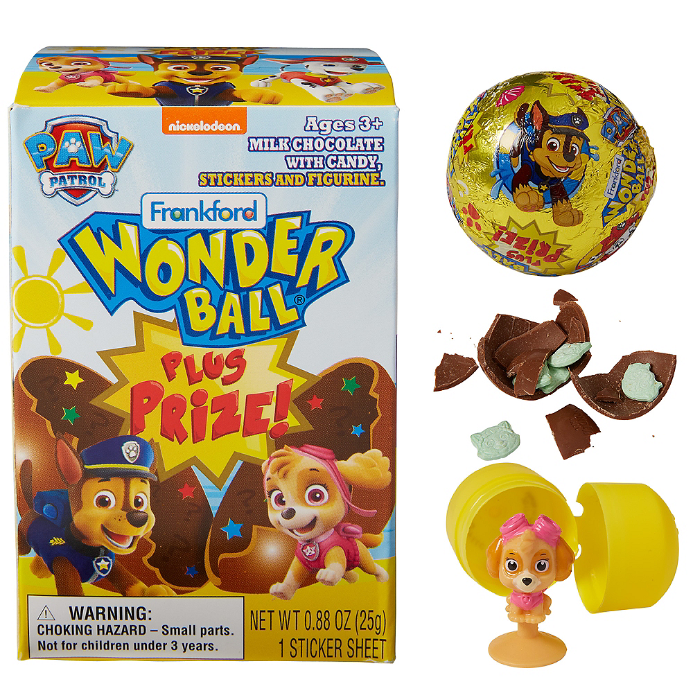 PAW Patrol Wonder Ball Image 1