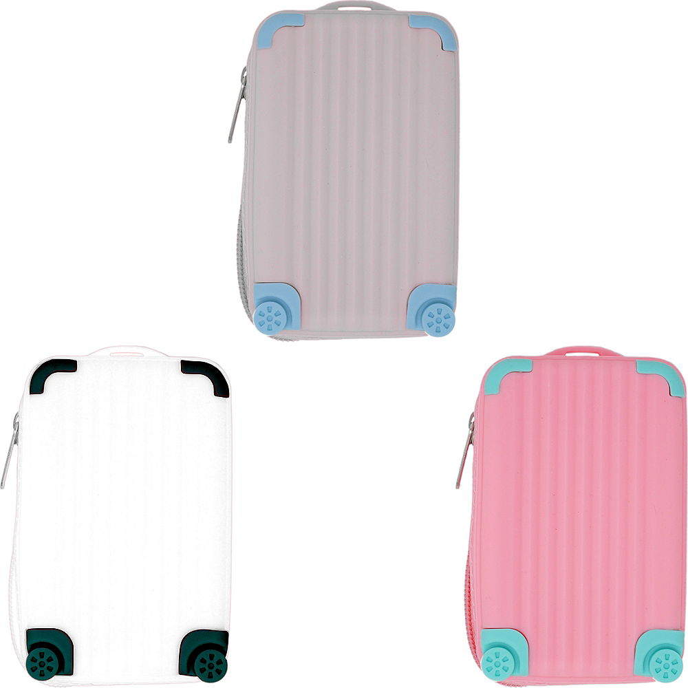 Luggage Accessory Pouch Keychain Image #1