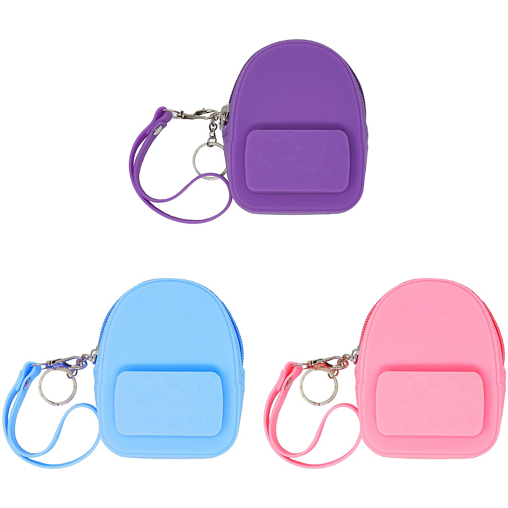Backpack Accessory Pouch Keychain Image #1